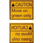 7. Korlátok a rámpán – biztonságos áthaladás a gyalogosok számára az 1000 mm magasságú korlátoknak köszönhetően. Az Az alapkerítés helyett (250 mm magasság) kerül telepítésre.